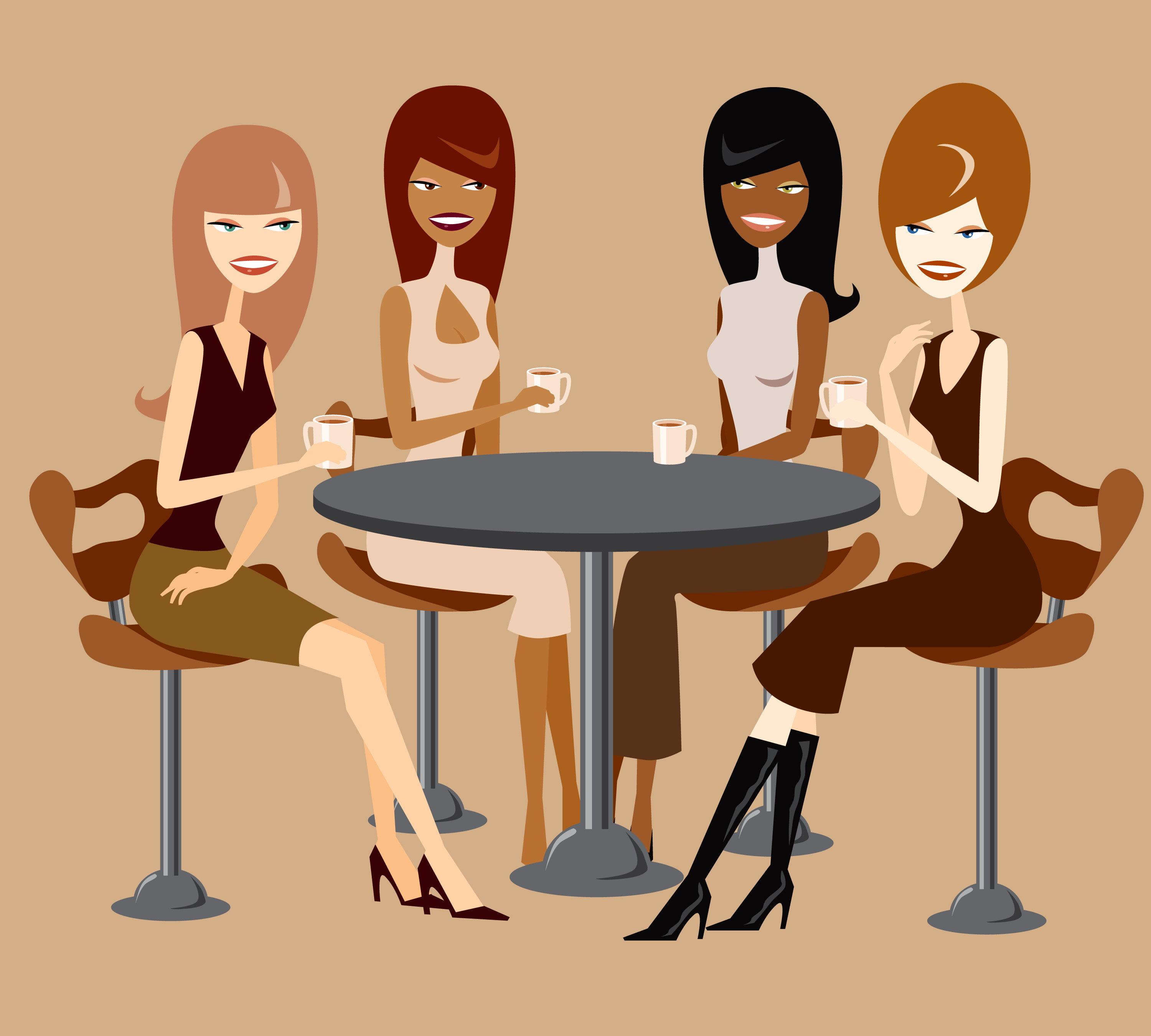 Girlfriends Out On the Town – A Smooth Jazz Feast - GOSSIP ...