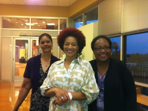 Terry McMillan and Me