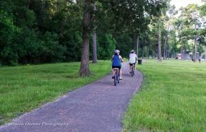 Our Bike Path